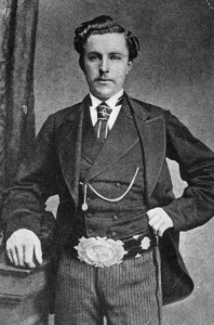 Young Tom Morris Open Champion  1868, 1869, 1870,1872